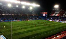 Atlético de Madrid vs Rayo Vallecano 3:0 – 14.1.2016