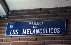 Paseo de los melancolicos