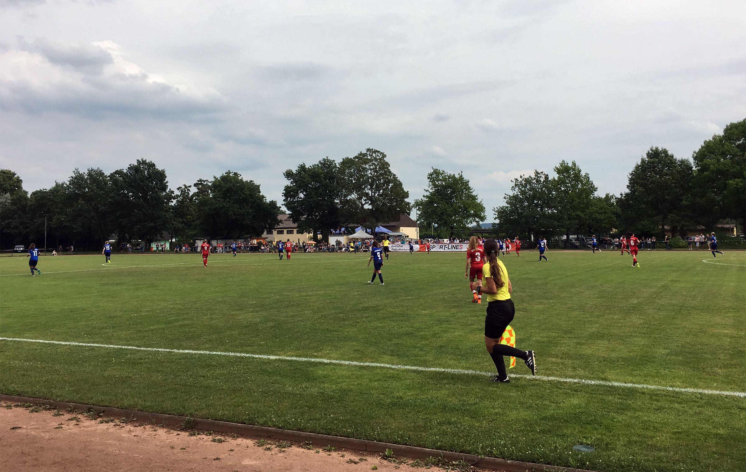 KSC vs TSV Amicitia Viernheim 3:0