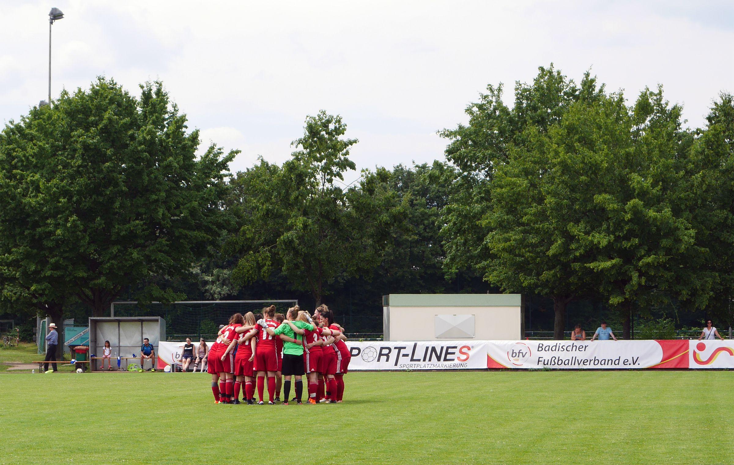 The Huddle bei Viernheim…