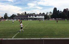 FC Germania Friedrichstal vs 1. FC Mühlhausen 0:2