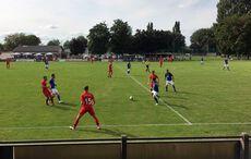 FC 08 Neureut vs FC 07 Heidelsheim 3:6