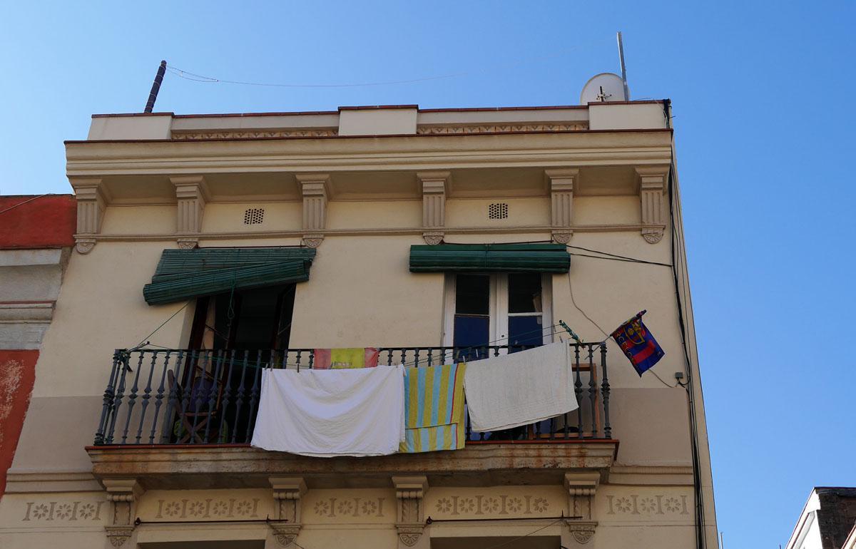 Bild: Barca-Flagge