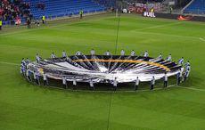 UEFA-Banner