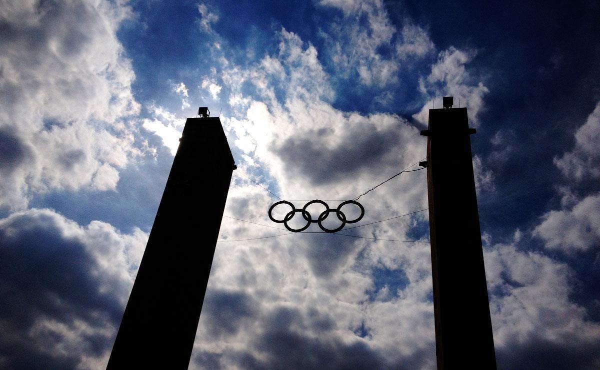 Bild: Olympia-Gelände Berlin