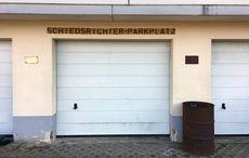 Schiedsrichter-Parkplatz