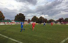 1. FC Bruchsal vs FC-Astoria Walldorf II 0:2