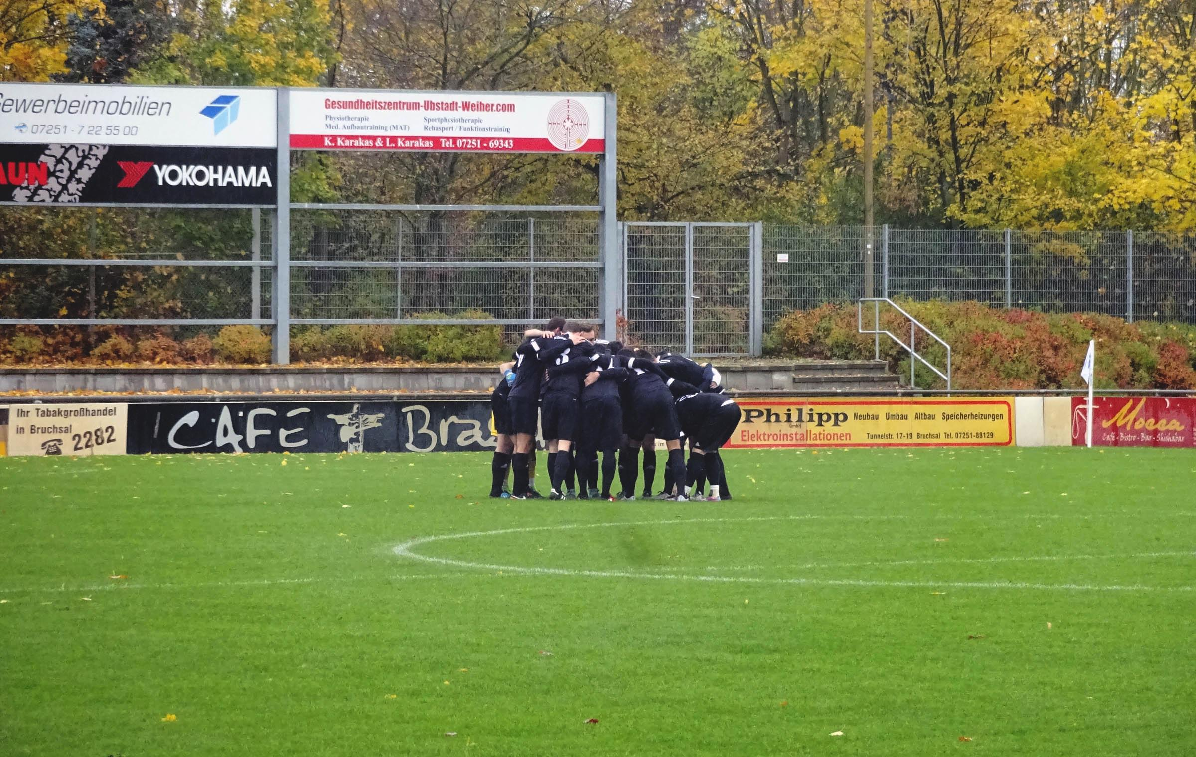 The Huddle – Bruchsal…