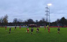 1. FC Bruchsal vs FC Germania Friedrichstal 1:3