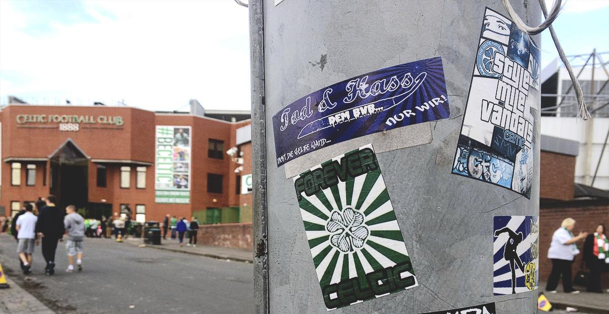 Celtic Park, Glasgow, August 2013