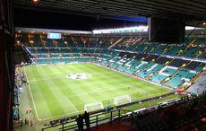 Das noch leere Stadion.