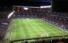 Celtic vs Gladbach, Anpfiff