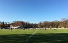 Allerbestes Herbstwetter zum Verbandsliga-Spitzenspiel…