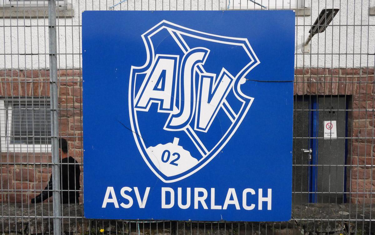 Bild: Logo ASV Durlach