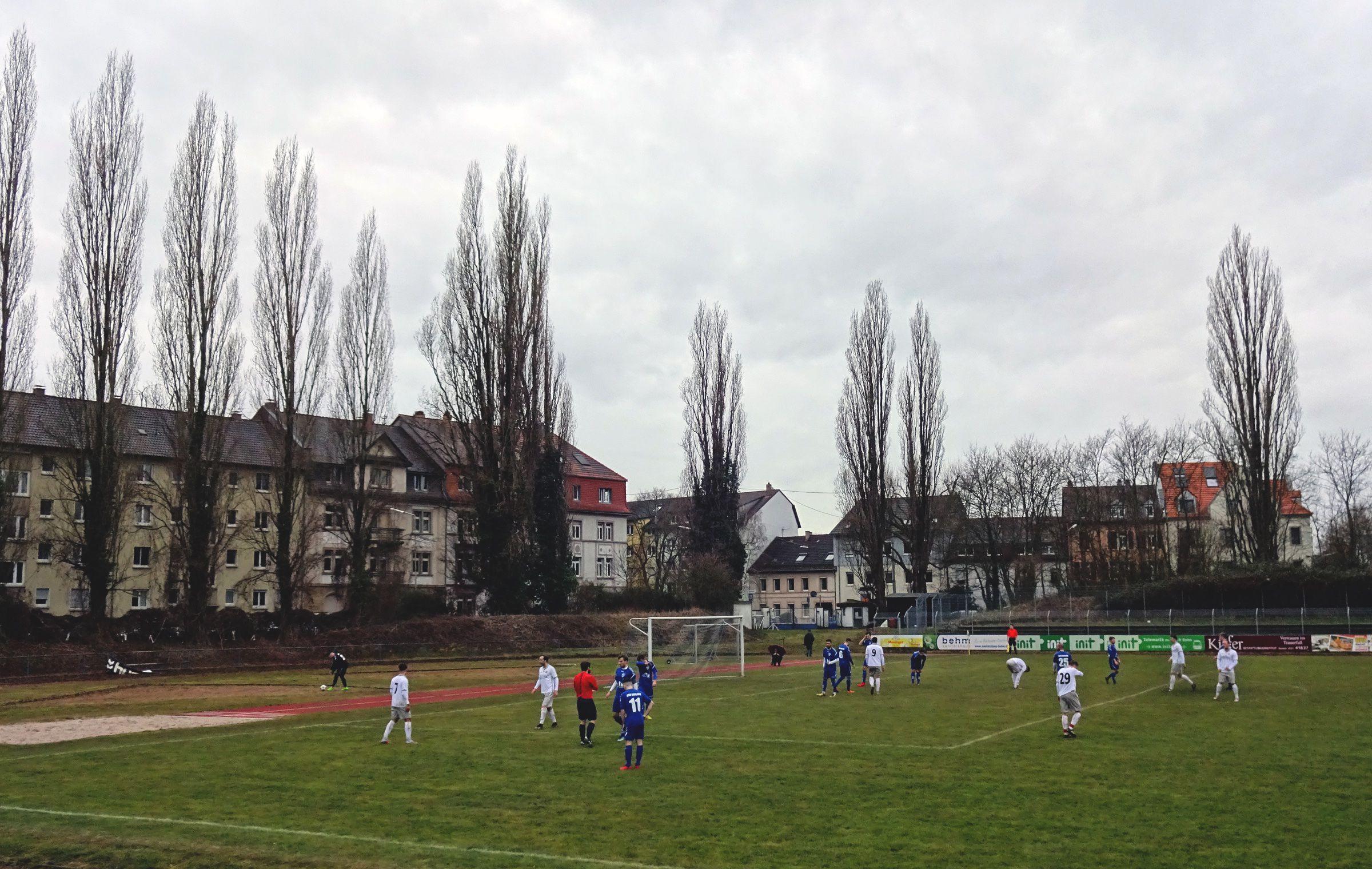 ASV Durlach vs FC Español 1:2