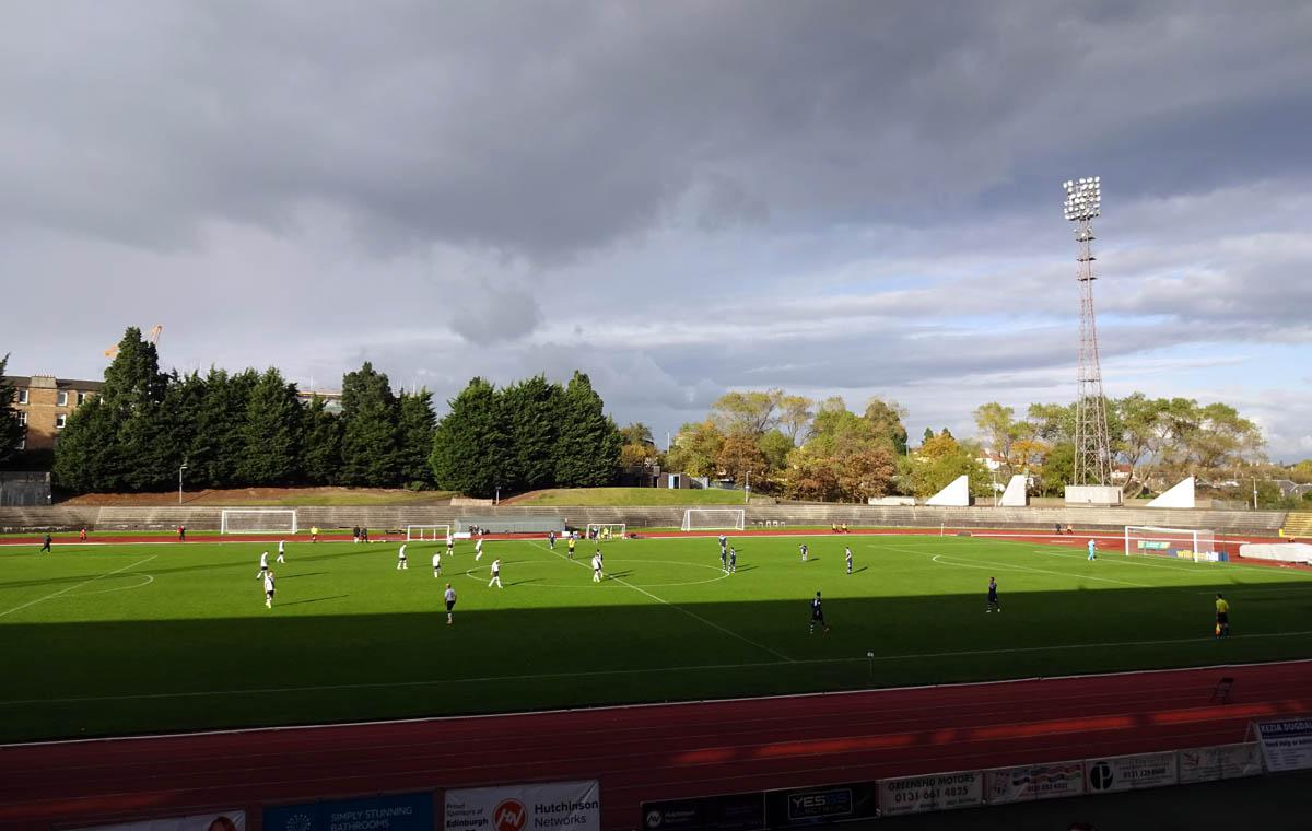Edinburgh City FC vs Forfar Athletic FC – Anstoß