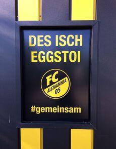 »Des isch Eggstoi.« Und nicht Anfield.