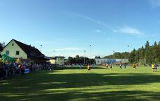 FC Alemannia Eggenstein vs FV Leopoldshafen 1:1