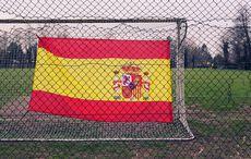 Die spanische Flagge…