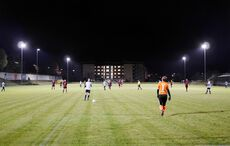 FC West Karlsruhe vs FVgg Weingarten 3:4