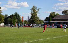 FC Germania Friedrichstal vs Bahlinger SC 0:7