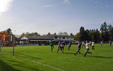 FC Germania Friedrichstal vs SpVgg Durlach-Aue 2:2