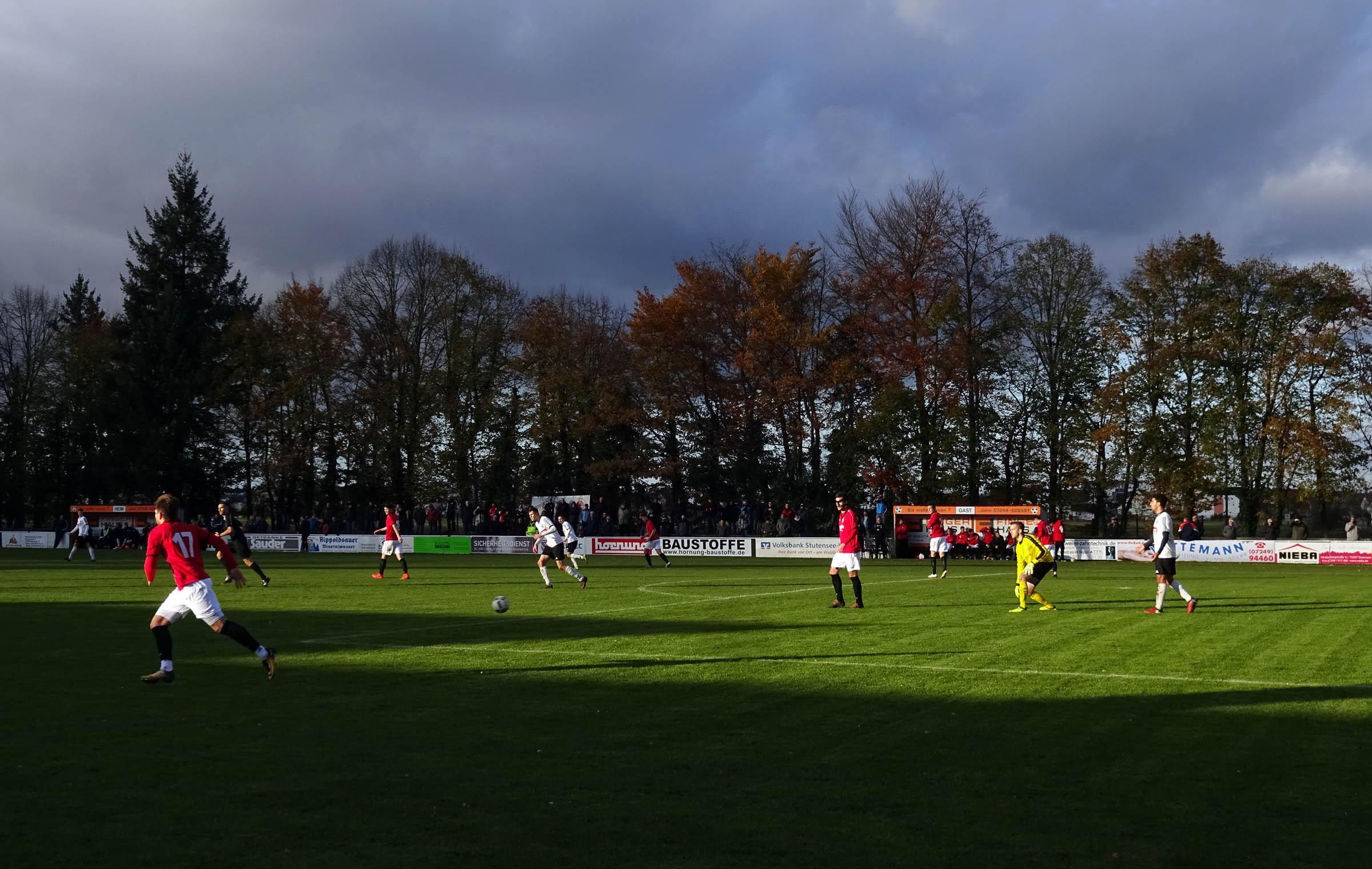 FC Germania Friedrichstal vs VfB Eppingen 1:2