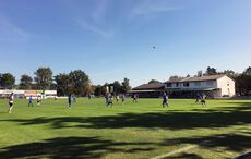FC Germania Friedrichstal vs FV Fortuna Heddesheim 1:4