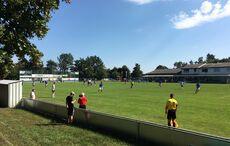 Sommer – Sonne – Sportplatz!