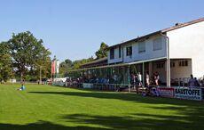 Ca. 200 Zusehende im Stutensee-Stadion…