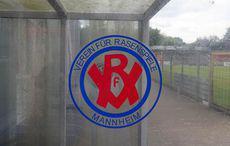 Im Stadion des VfR Mannheim im Juli 2016…