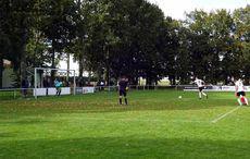 Elfmeter – Patrick Roedling zum 3:1.