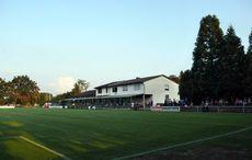 Guter Besuch im Stutensee-Stadion…