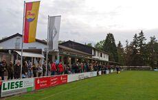 Ca. 400 Zusehende beim badischen Duell in der Oberliga…