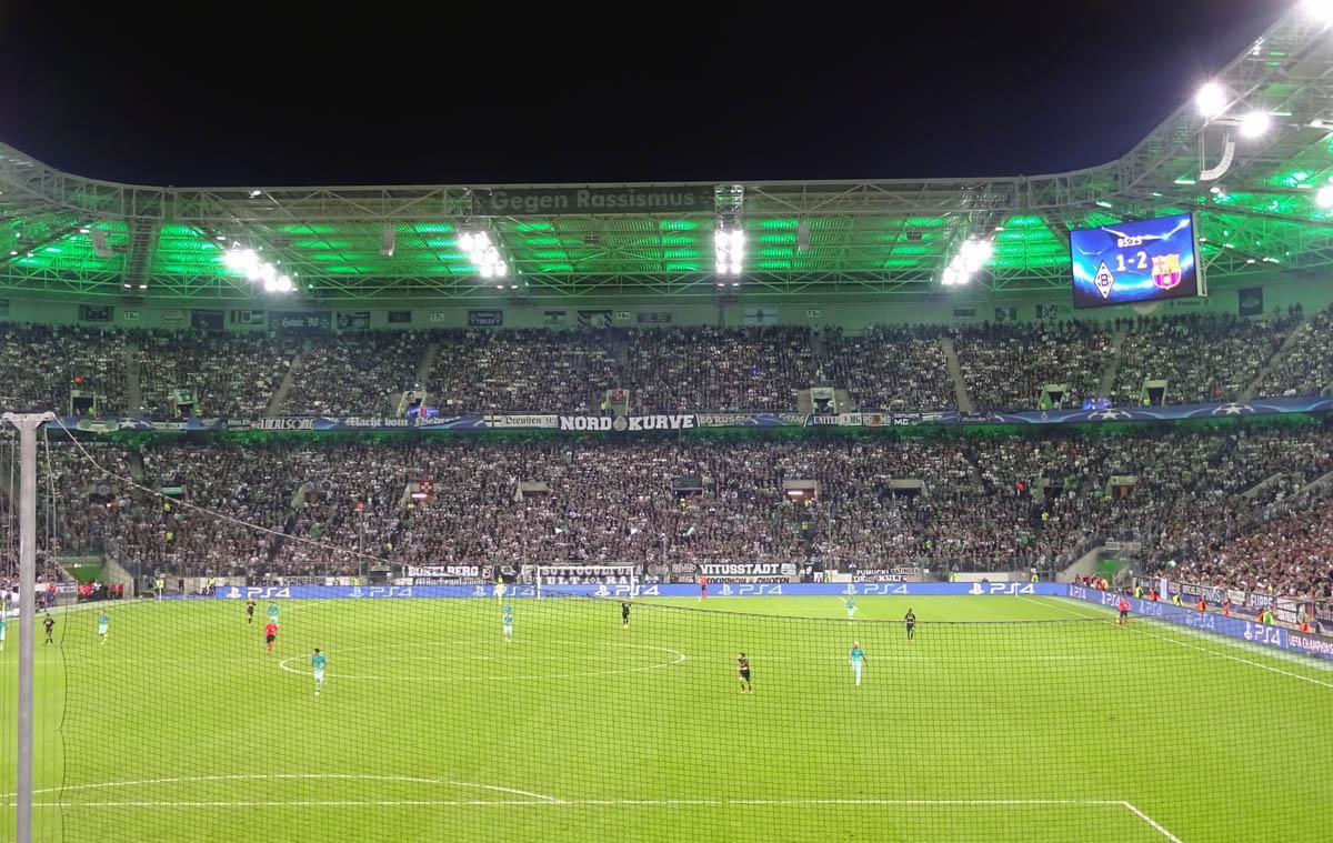 Borussia vs Barça 1:2