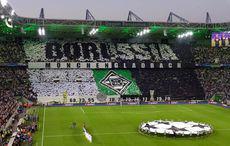 Borussia vs BSC Young Boys 6:1, vor dem Anpfiff