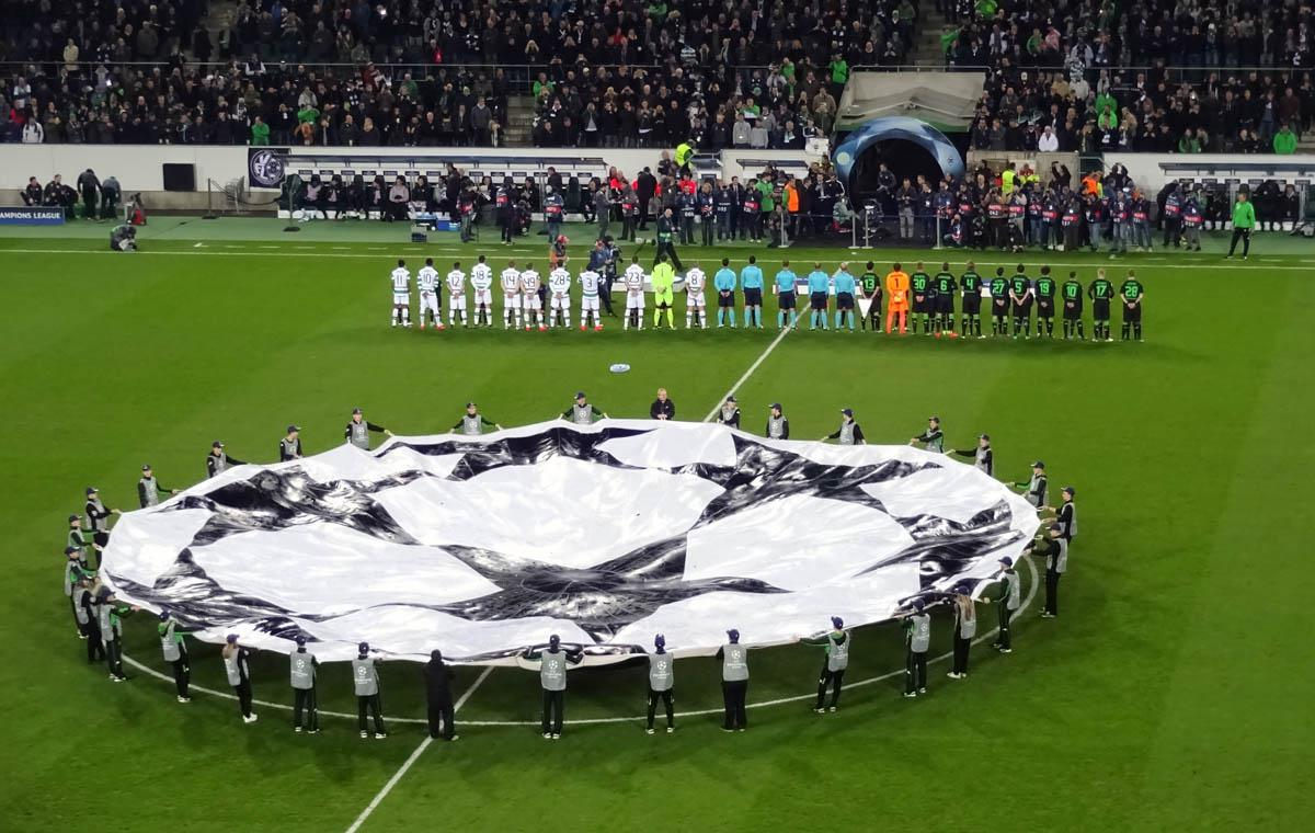 Champions-League-Hymne!