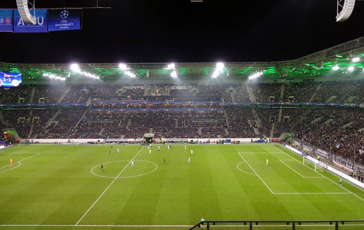 Borussia Mönchengladbach vs Celtic FC 1:1