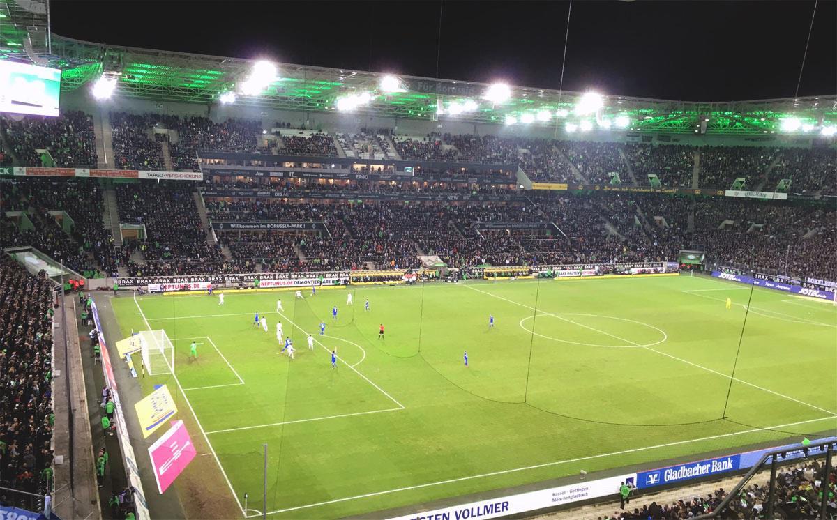 Gladbach vs Darmstadt 98 3:2