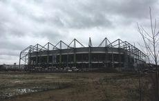 Der Borussia-Park am Matchday