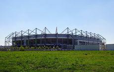 Es grünt um den Borussia-Park.