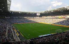 Der erste Anstoß der Bundesliga-Saison 2016/2017…