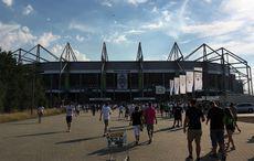 Der glühende Borussia-Park…