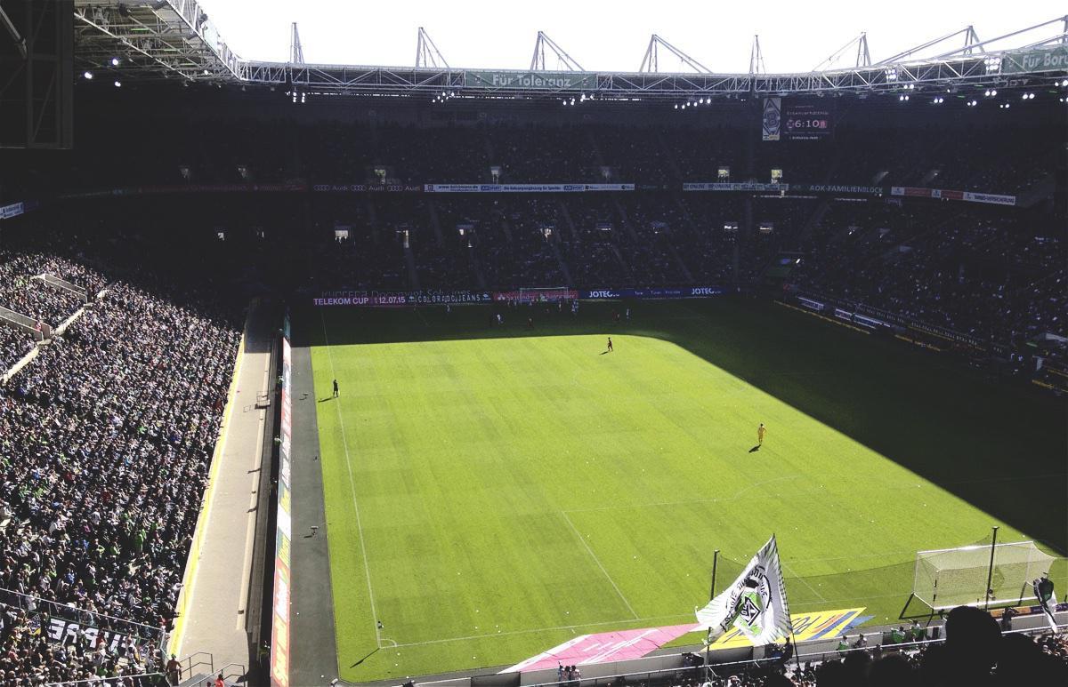 Gladbach vs Leverkusen 3:0, 9.5.2015