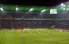 Borussia vs Mainz 05 1:0
