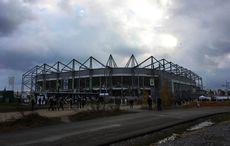 Düstere Wolken über dem Borussia-Park…