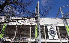 Sonnenschein am Borussia-Park
