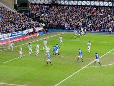 »Rangers Attack« von Gregor Smith auf flickr, CC BY-NC-ND 2.0, Szene vom 6.2.2011