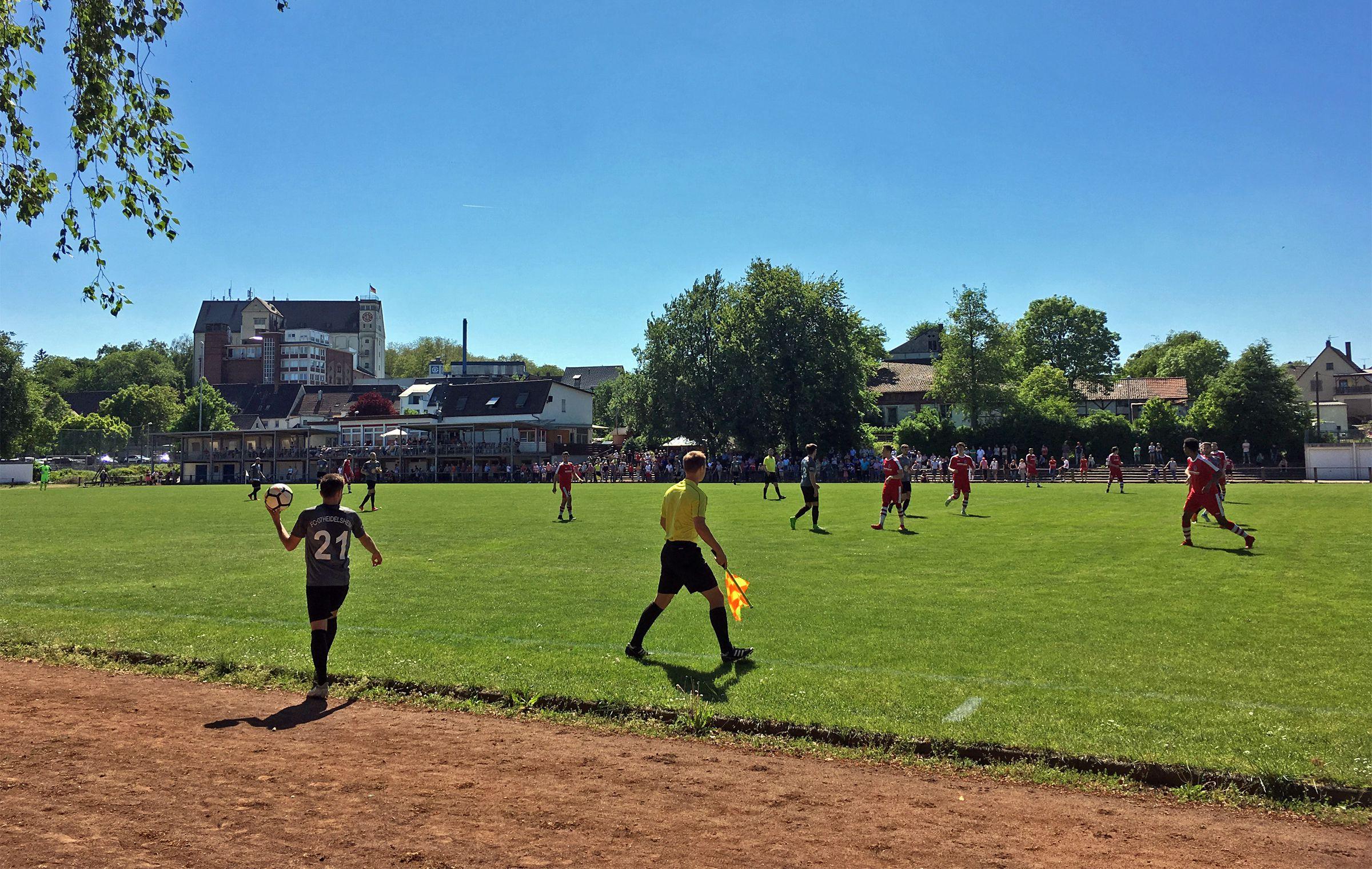 FC 07 Heidelsheim vs ATSV Mutschelbach 0:2