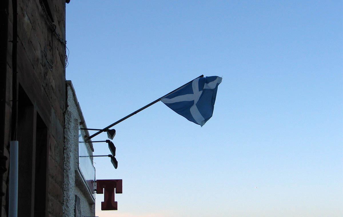 Scotland!
